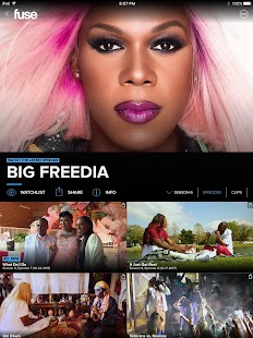 Fuse TV- screenshot thumbnail
