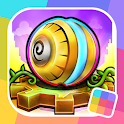 Gears: #1 Ball Rolling Platformer Physics Game icon