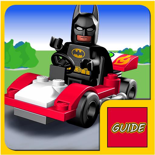 Guide for LEGO Juniors Create Cruise