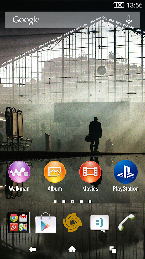 XPERIA™ SWPA Theme- screenshot