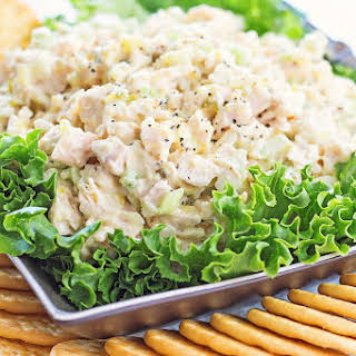 Southern Style Chicken Salad.