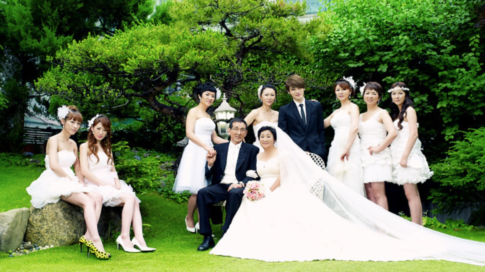kim jaejoong wedding 4