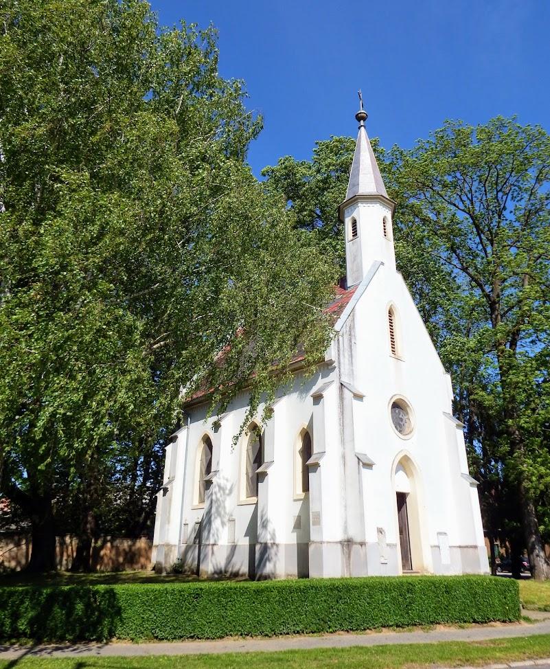 Szentgotthárd - Boldogságos Szűz, Szent Flórián és Szent Sebestyén vértanúk temetőkápolna