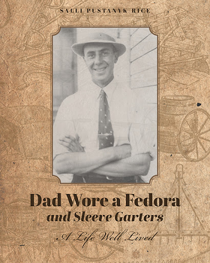 Dad Wore a Fedora and Sleeve Garters cover