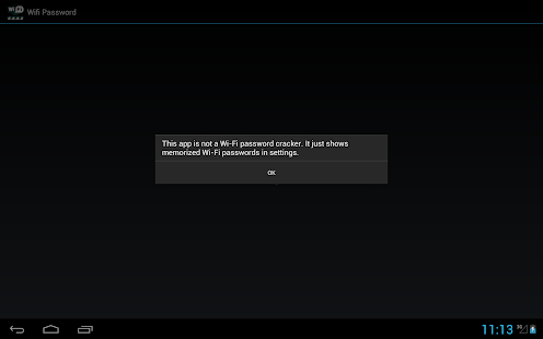 App Wifi Password(ROOT) APK for Windows Phone