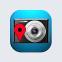 GPS Map Camera icon