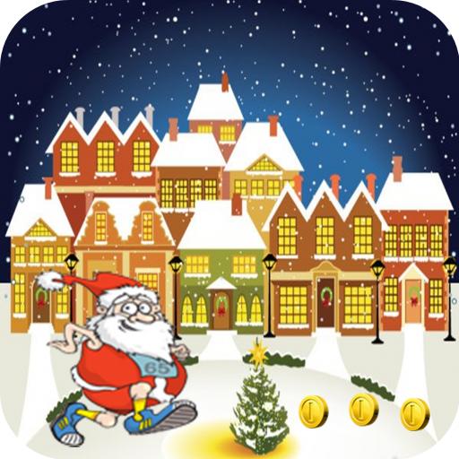 Games Subway Run To Christmas