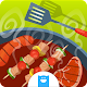 BBQ Grill Maker - Cooking Game Apk