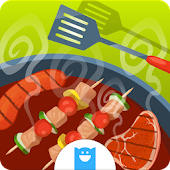 Tải Bếp nướng thịt BBQ miễn phí