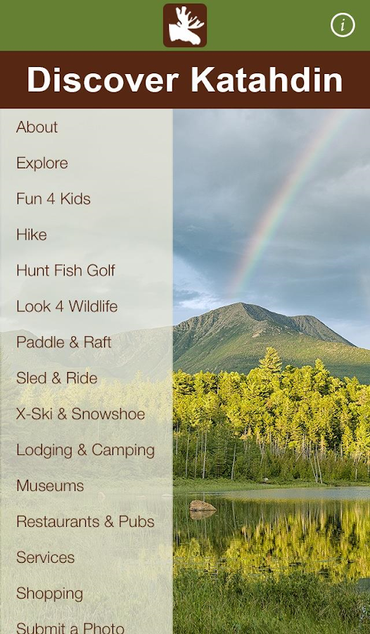 Discover Katahdin- screenshot