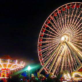 navy pier by Jon Radtke - City,  Street & Park  Amusement Parks ( navy pier )