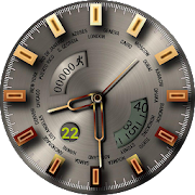 Daydreamer knight watch face for Watchmaker