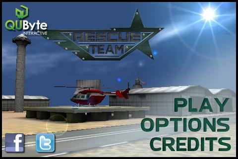 Rescue Team screenshot 1