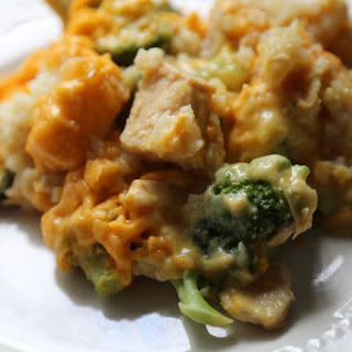 Crock Pot Tater Tot Chicken Casserole.