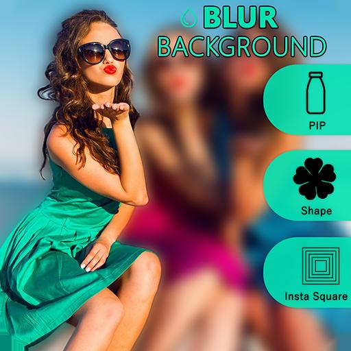 Blur Background – DSLR Effect