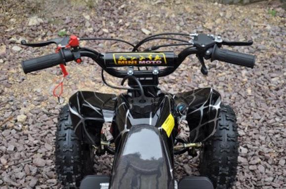 49cc sports quad bike atv raptor kids quad 2 stroke motoworks sale cheap offroad handle bars