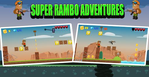 Super Rambo Adventures apkmind screenshots 4