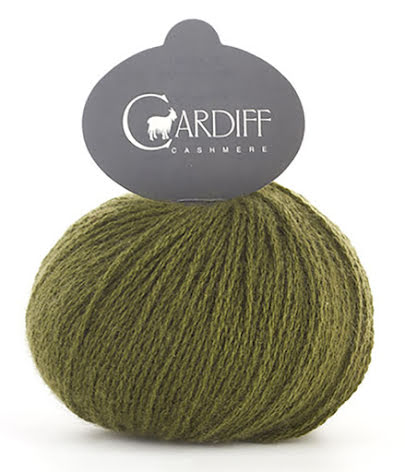 Cardiff Cashmere Classic Nr. 543 Jungle