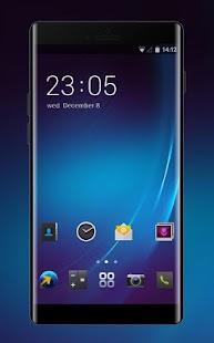 Theme for BlackBerry Z10 HD - náhled