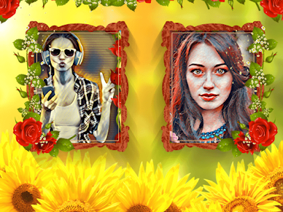 Nature photo frames dual: Photo editor & filters Apk Download For Android 4