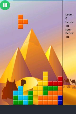 android Pyramid Stone Blast Saga Screenshot 5