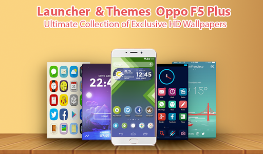 Download Launcher Themes Oppo F5 Plus F5 Selfie Expert Apk
