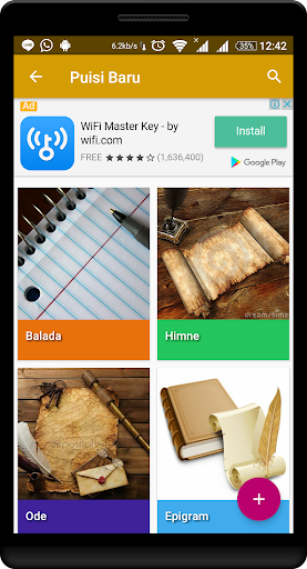 Download Pantun Dan Puisi Panduan Belajar Pantun Puisi Google