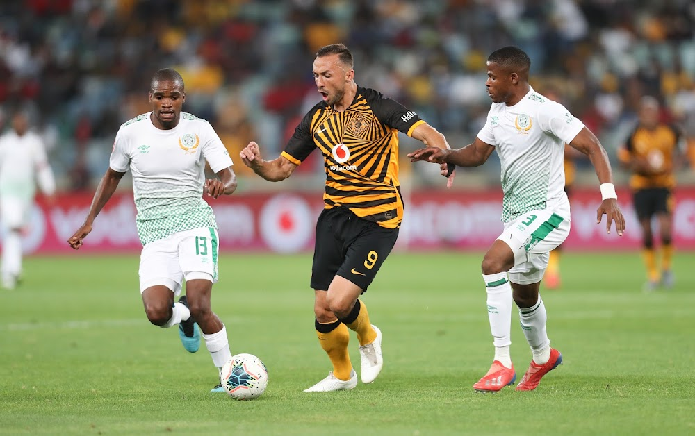 Kaizer Chiefs striker Samir Nurkovic: 'We're prepared to fight all the way for the title' - SowetanLIVE