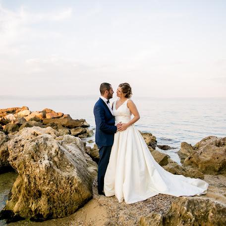 Fotógrafo de bodas Georgios Muratidis (MOURATIDIS). Foto del 17.01.2018