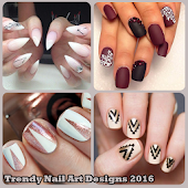 Trendy Nail Art Designs 2016