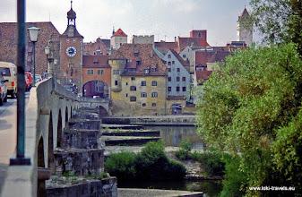 Photo: Regensburg. Steinerne Brücke.