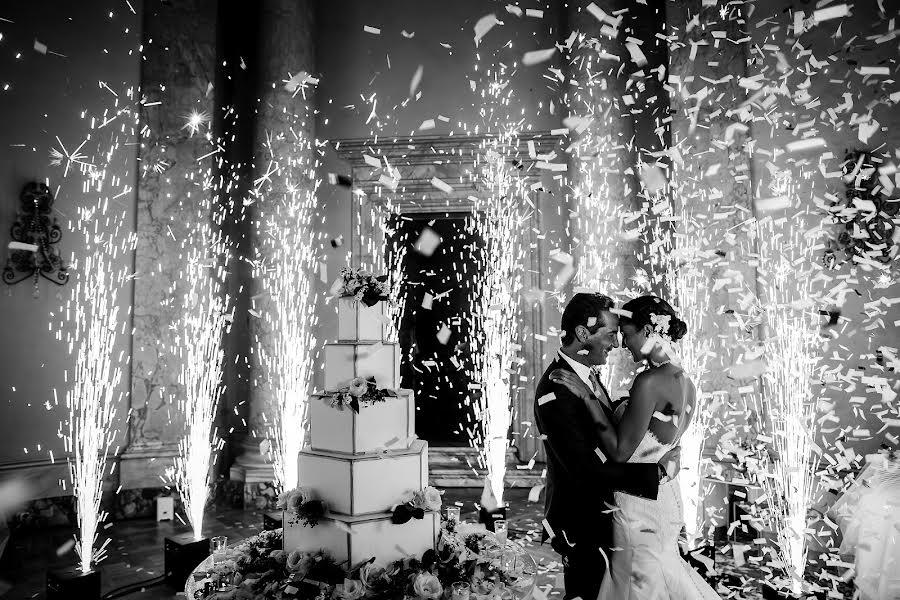 Fotografo di matrimoni Massimiliano Magliacca (Magliacca). Foto del 12.12.2018
