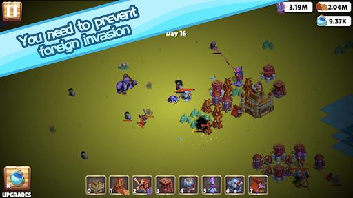 Empire vs Zombie - Free Casual Tower Defense Games  screenshots 3