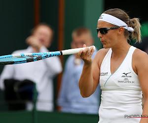 Kirsten Flipkens moet Australian Open al meteen verlaten na absolute nagelbijter
