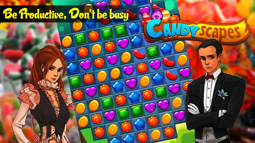 Candyscapes 1.4 screenshots 11