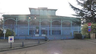 Photo: Le pavillon Baltar à Nogent (ex N°8 des oeufs et volailles des Halles de Paris)