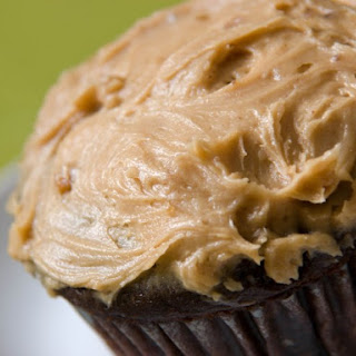 Spiced Coffee Caramel Frosting