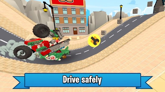 LEGO Racing Adventures Mod Apk [Unlimited Blocks] 6
