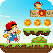 Max's World - Super boy run on jungle adventures APK Descargar