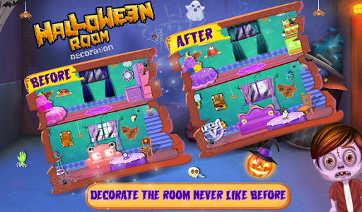 Halloween Room Decoration v1.0.0