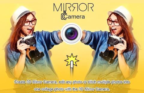 Mirror Camera Photo Editor - náhled