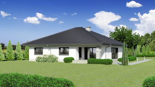 projekt Dom przy Rubinowej 5