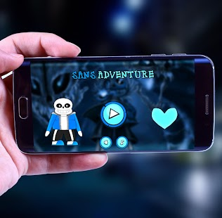 Sans Adventure - náhled