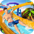 Water Adventure Slide Rush apk