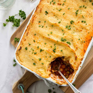 Veggie Loaded Easy Cottage Pie