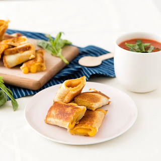 Make These Grilled Cheese Roll-Ups for the Ultimate Comfort Food Fix.