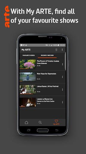 ARTE 5.12.1 screenshots 3