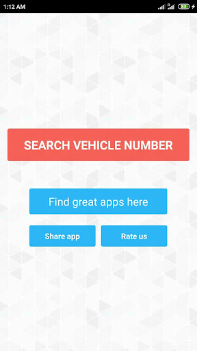 vehicle registration details screenshot 2