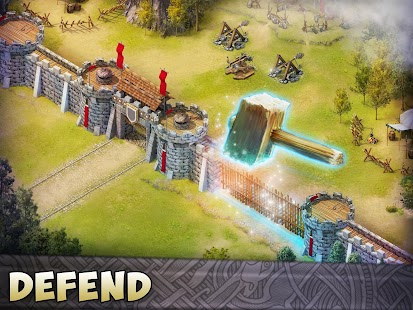 CITADELS 🏰  Medieval War Strategy with PVP- screenshot thumbnail