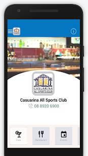 Casuarina Sports Club Patron- screenshot thumbnail